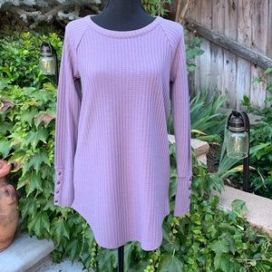Chaser Lavender Tunic Top